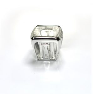 AWC-00424 CLEAR SILVER (PCP-424)