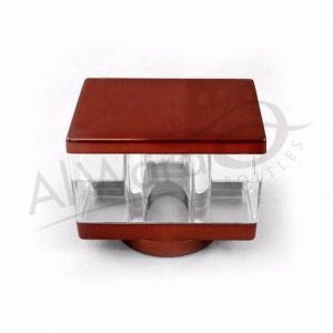 AWC-00004 CLEAR BROWN (AD-1)