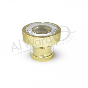 AWC-00010 GOLD W-COLLAR