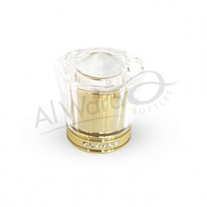 AWC-00022 CLEAR GOLD W-DIAMOND (DY-022)