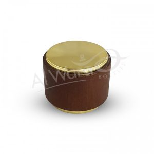 AWC-00242 GOLD BROWN WOOD