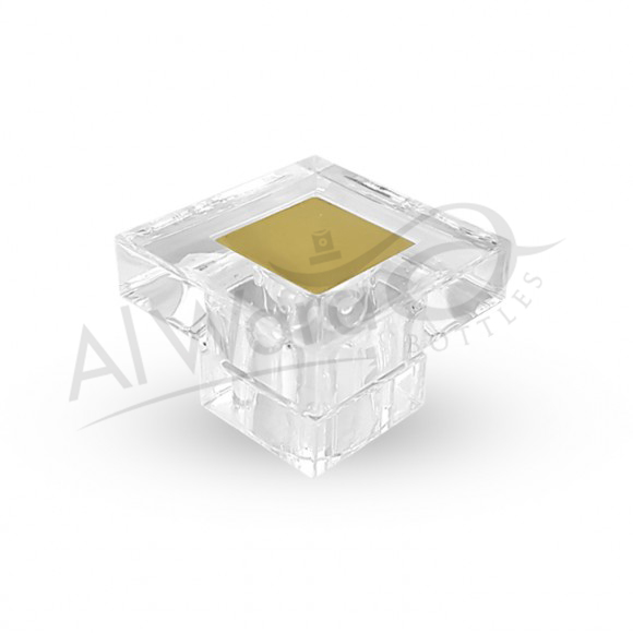 AWC-00357 CLEAR GOLD SURLYN