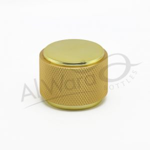 AWC-00452 METAL GOLD W-YELLOW RING
