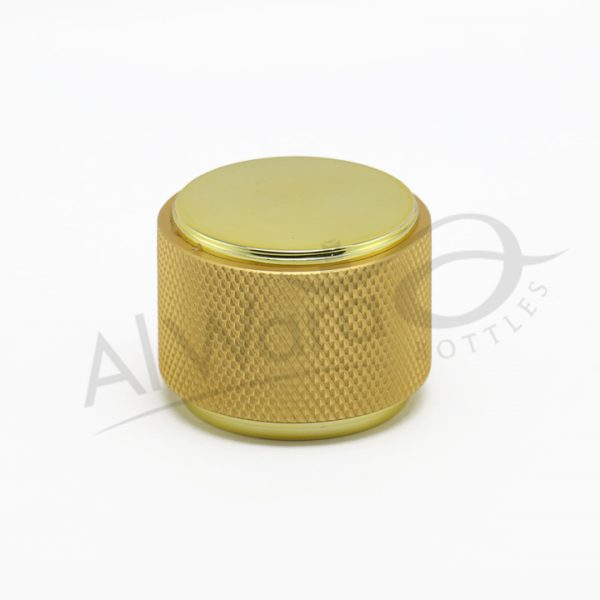 AWC-00452 METAL GOLD W-YELLOW RING
