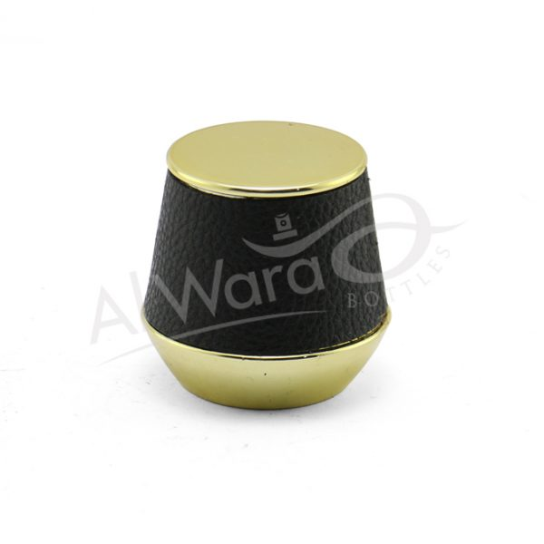 AWC-00948 GOLD BLACK LEATHER (PCP-948)