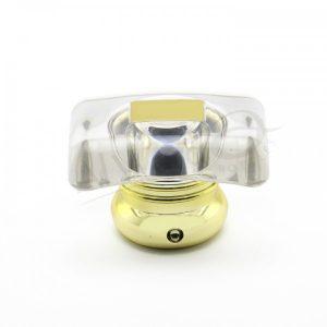 AWZ-00447 Zamac Clear Gold