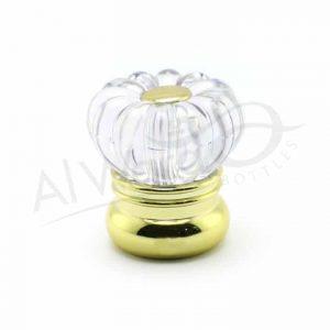 AWZ-00448 Zamac Clear Gold