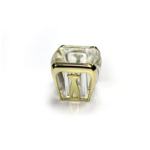 AWC-00424 CLEAR GOLD